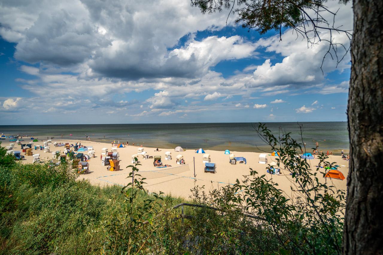 5 min bis zum Ostsee - Strand